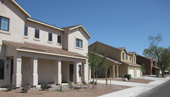 Holloman Family Housing