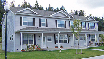 Joint Base Lewis-McChord Family Housing