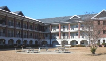 Charleston Naval Weapons Station Dormitories